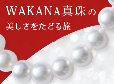 WKANA真珠の美しさをたどる旅