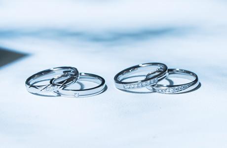二人だけの特別な指輪~5万通りのバリエーションから選べる